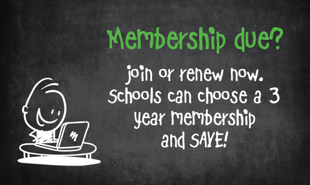 Join or renew your Healthy Kids Membership