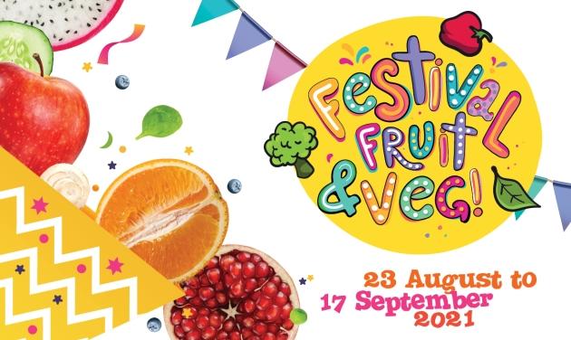Fruit & Veg Month 2021