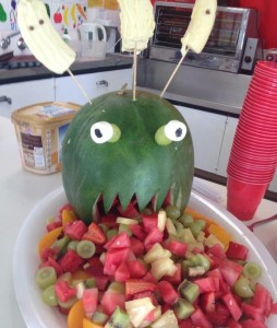 Fruit Monsters