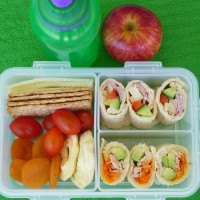 10 Day Lunch Box Menu Healthy Kids