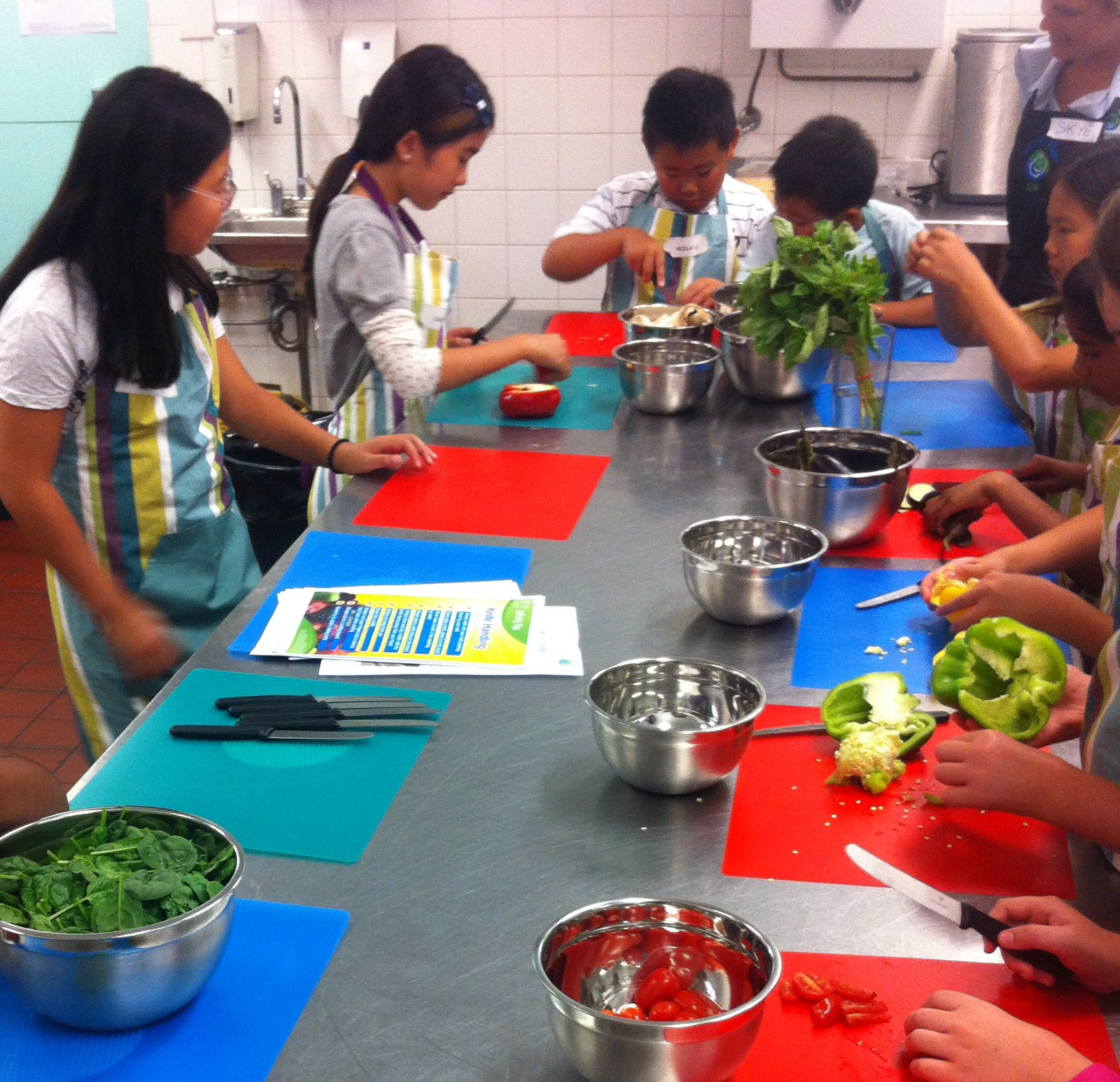 Classroom Cooking Ideas ~ How to start a kitchen garden healthy kids