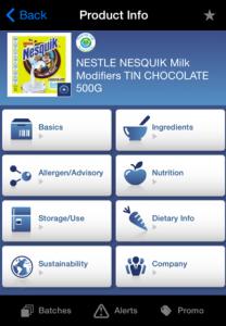 Nesquik GoScan