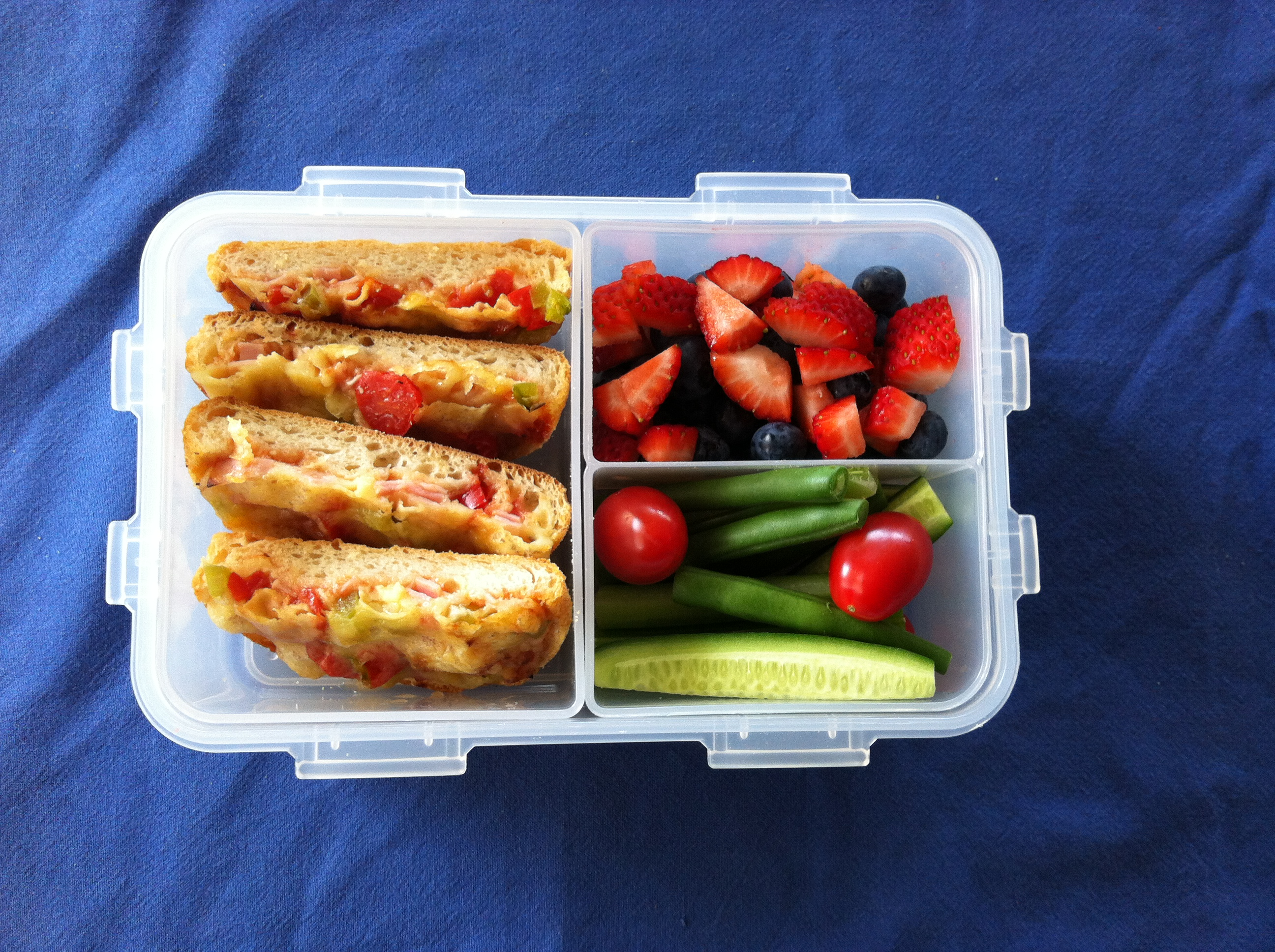 Lunch Box Leftovers And More Healthy Kids