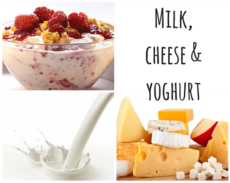 The five food groups healthy kids rszdairy forumfinder Gallery