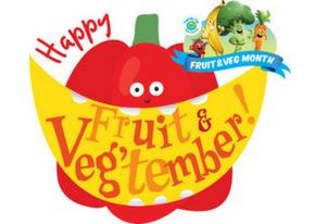 fruit veg month healthy kids
