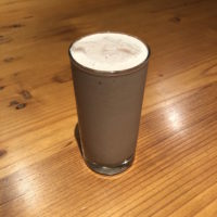 Chocolate Frappe Healthy Kids